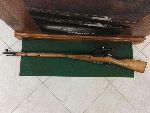 Fucile - marca MOISIN NAGANT - modello 1891/30 - calibro 7,62x54R