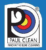 BACCHETTA - marca PAUL CLEAN - modello CARBON FIBER ROD DIAM. 6 STEEL TIP L 99cm - calibro 27_>45 - misura 99cm-6mm