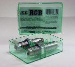 DIE SET - marca LEE - modello 90870 222 REM RGB - calibro 222 REM - misura F.L.