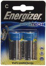 BATTERIE - marca ENERGIZER - modello C LR14 1,5V HIGHTECH ALKALINE - calibro 1,5V - misura Alkaline