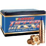 PALLE - marca BARNES - modello 26430 TSX-TIPPED 264 120gr TTSX-BT - calibro 6,5 (264) - misura 120gr