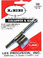 DECAPSULATORE - marca LEE - modello A.102 Decapper & Base cal. 30 - calibro 30 (308) - misura