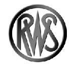 BOSSOLI - marca RWS - modello 14477 300 WIN. MAG. - calibro 300 WIN Mag - misura Carabina