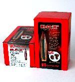 PALLE - marca HORNADY - modello ELD-X 6,5mm 264 143GR - calibro 264/6.5mm - misura 143gr