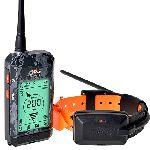 PALMARE CON COLLARE LOCALIZZATORE - marca DOG TRACE - modello DOG GPS X20 SATELLITARE  PALMARE + COLLARE GPS - calibro DOG GPS 20 - misura 91m-20kmi