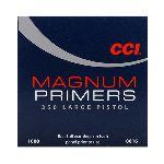 INNESCHI - marca CCI - modello 350 Large Pistol Primers Magnum - calibro 350 - misura Large Pistol Mag.