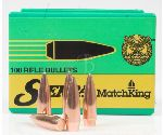 PALLE - marca SIERRA - modello 1380 HPBT MATCHKING - calibro 22 (224) - misura 69gr