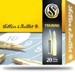Cartucce - marca SELLIER & BELLOT - modello 2910/3 FMJ - calibro 8x57JS