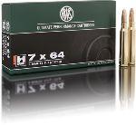 Cartucce - marca RWS - modello 2117517 HM 11,2g H-MANTEL KH 173gr - calibro 7x64