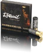 Cartucce - marca ROTTWEIL - modello 12/70 WAIDMANNSHEIL NR. 5-3,00 - calibro CAL.12