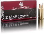 Cartucce - marca RWS - modello 11684 TM-S 3,24g 50gr - calibro 5,6x50R