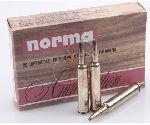 Cartucce - marca NORMA - modello 16020 SP 100gr - calibro 240 WTH.Mag.