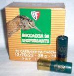 Cartucce - marca RWS - modello 11744 KS 8,0g KEGELSPITZE 124gr - calibro 7x57R