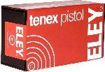 Cartucce - marca ELEY - modello TENEX PISTOL - calibro 22LR