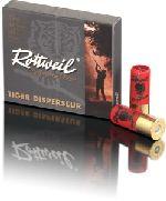 Cartucce - marca ROTTWEIL - modello 12/67,5 NR. 8-2.75  TIGER DISPERSANTE - calibro CAL.12