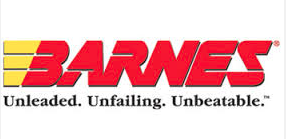 PALLE - marca BARNES - modello 25742 TSX-BULLET 257 100gr TSX-BT - calibro 25 (257) - misura 100gr